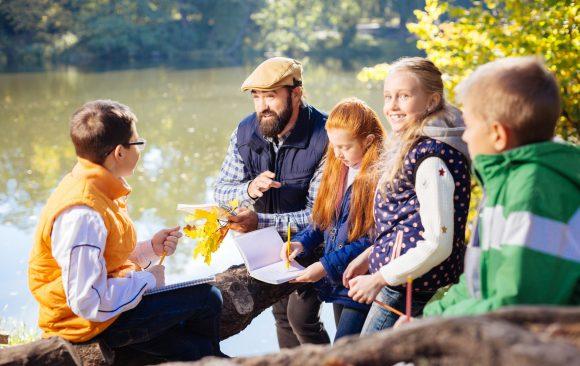 Educazione ambientale nelle scuole: ok del Ministero