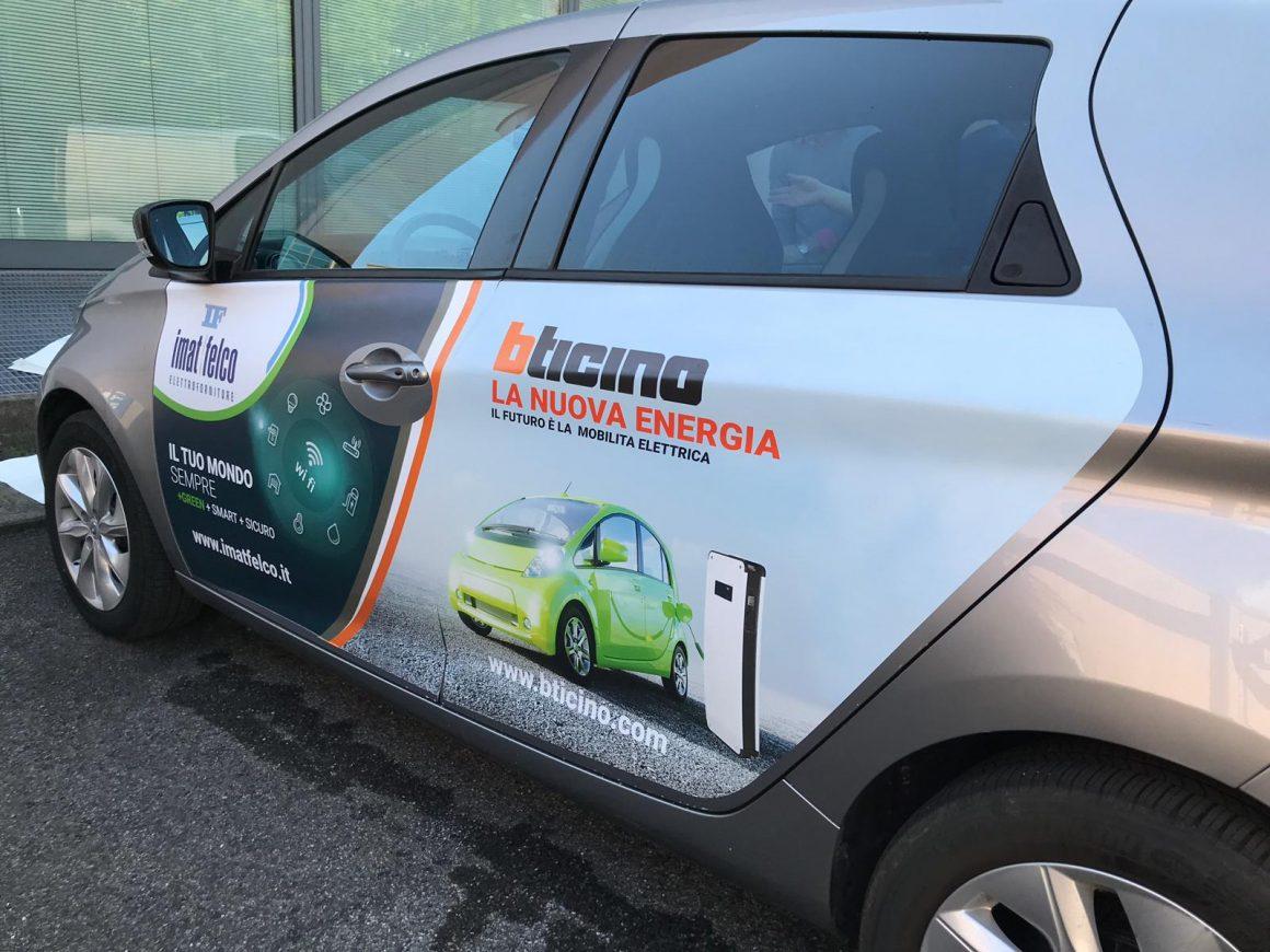 AciComo Ecogreen: Imat Felco e Bticino sponsor Vivieco